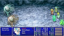 FF4PSP Ability Escape