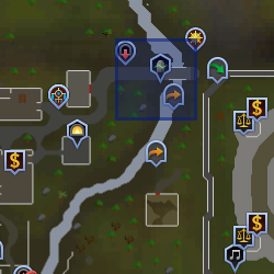Obelisk Location edgeville