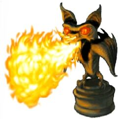 Fumos Bat Flamer