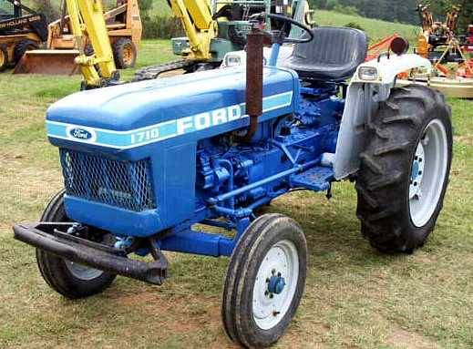 Ford 1710 Tractor Engine : Ford engine