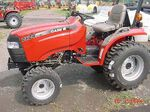 Case IH DX24 Hydro Farmall MFWD - 2004