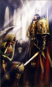Sanguinius &amp; The Emperor