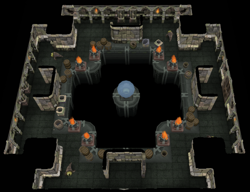 Seeker Room