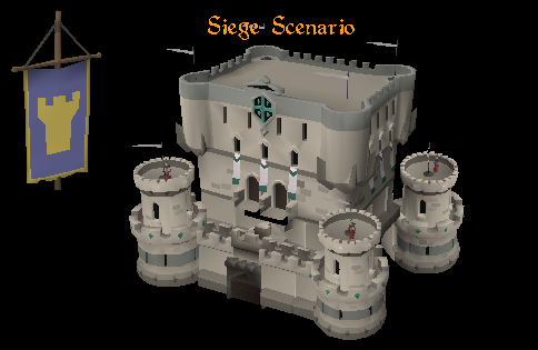Siege scenario
