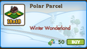 Polar Parcel 18x18 Market Info