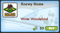 Snowy Home 22x22 Market Info