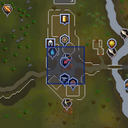 how to get to stronghold of security