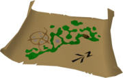 Swamp boaty map