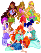Winx Together