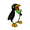 Mistletoe Penguin-icon
