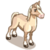 Palomino Quarter Horse-icon