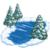 Holiday Lake-icon