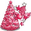 Pink Holiday Tree (tree)-icon