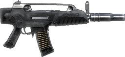 BFBC2 XM8 Compact ICON