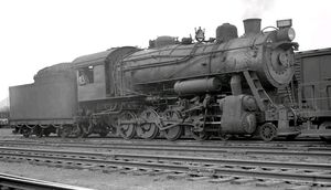 Lost Engines of Roanoke - Norfolk & Western 1118 (M2 4-8-0)
