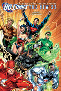 DC Comics New 52 (Collections) 1