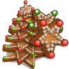 Giant Gingerbread Tree-icon