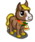 Mini Gold Bell Foal-icon