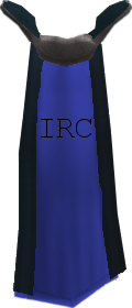 Wikicape of IRC
