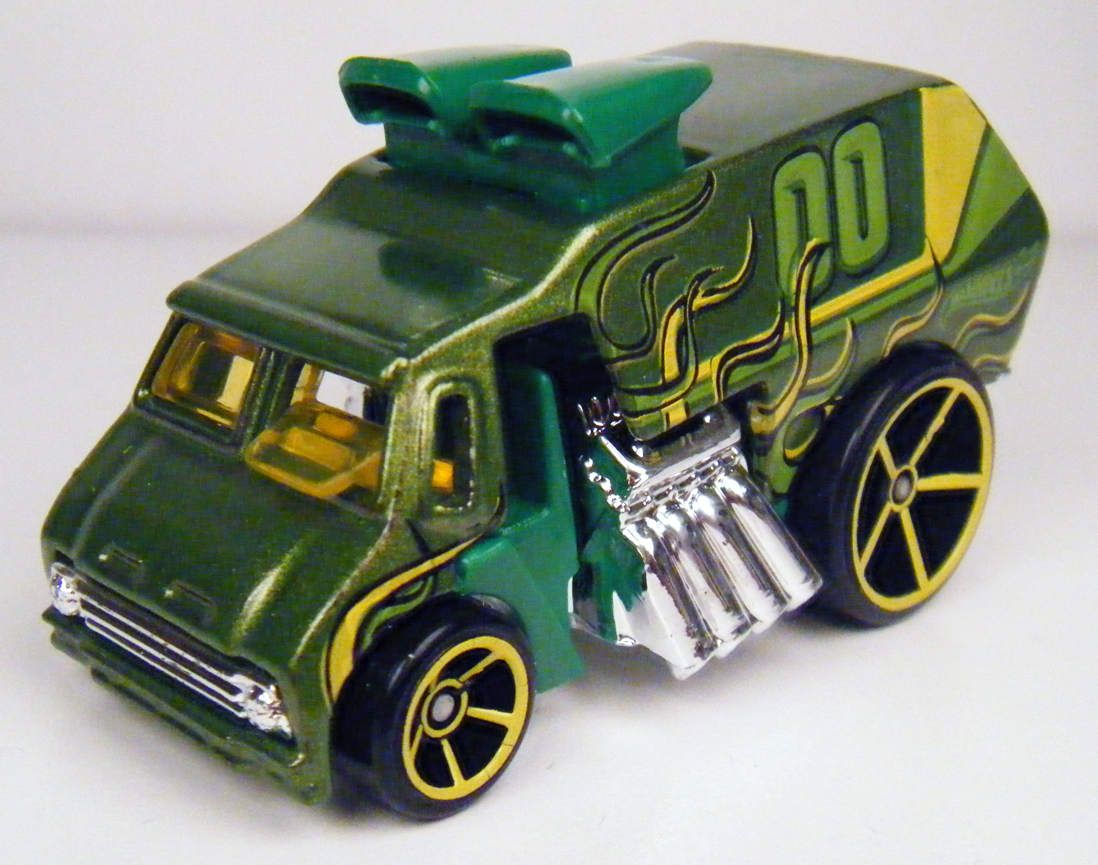 Cool Cars with Hot Wheels