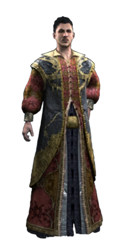 Suleiman render
