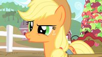 Applejack &quot;This afternoon?&quot; S1E25
