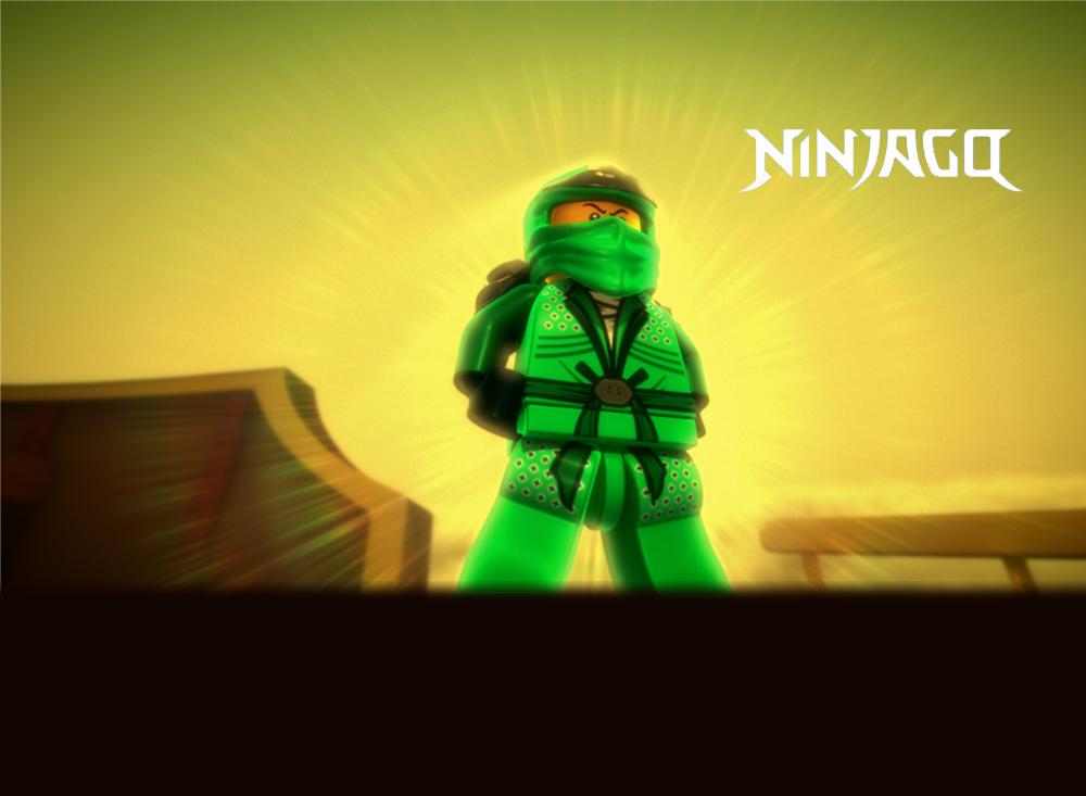 Minecraft Ninjago Green Ninja Skin Ninjago Green Ninja