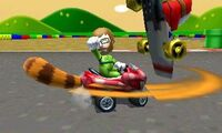 MK7 Screenshot SNES Marios Piste 2