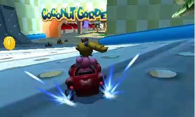 Wii Kokos-Promenade