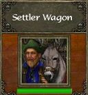 Settler Wagon