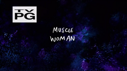 Muscle Woman Title