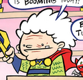 Granny Goodness Tiny Titans 001