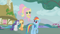Fluttershy 'Not everyone can be as brave as me' S1E7