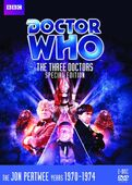 Three doctors special edition us dvd