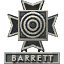 Barrett Marksman Icon MW3