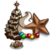 Giant Holiday Chocolate Tree-icon