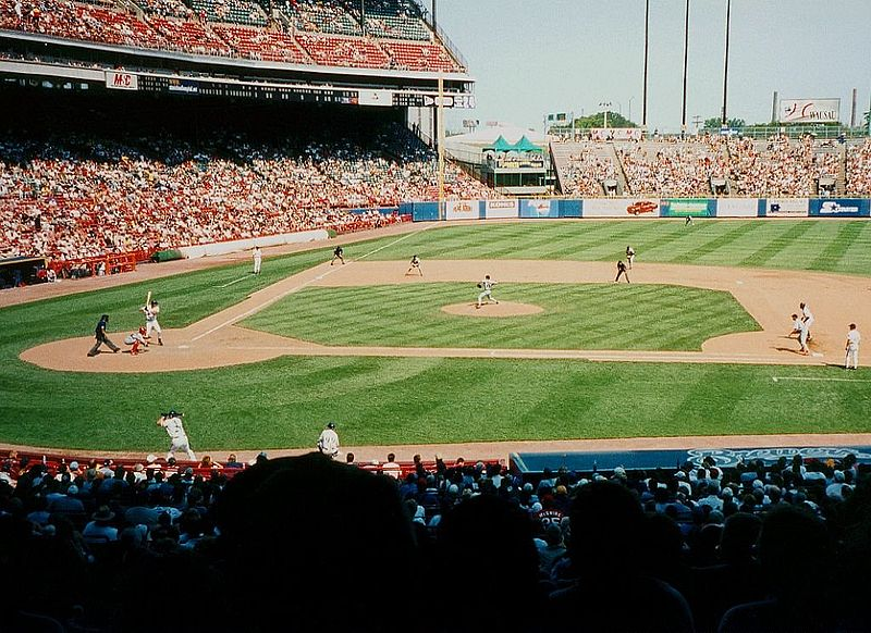 Milwaukee County Stadium - American Football Database