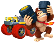 DonkeyKongwheels7
