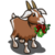 Mistletoe Goat-icon