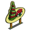 Poinsettia Tree Mastery Sign-icon