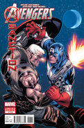 Avengers X-Sanction Vol 1 1