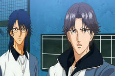 Yushi and Atobe