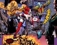 Suicide squad in action harley quinn deadshot