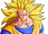 Goku ssj3 new by drozdoo-d3drbyc