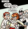 Sivana Family DC Super Friends 001