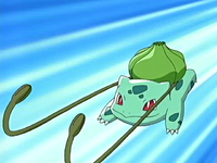Ash Bulbasaur Vine Whip