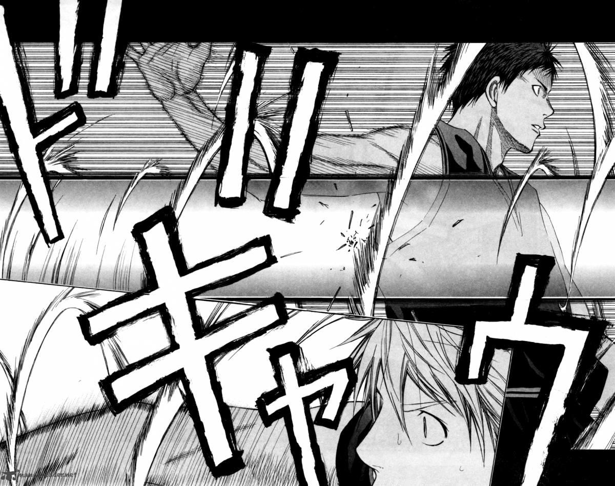 when does kuroko meet momoi