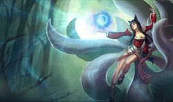 Ahri OriginalSkin old
