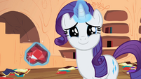 Rarity what to say S2E10