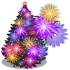 Giant Firework Tree-icon